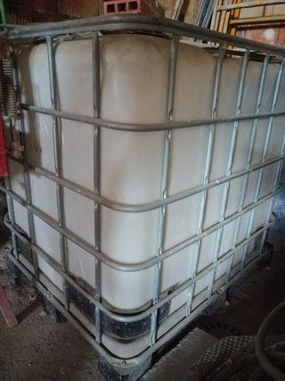Deposito de agua