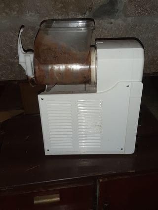 maquina granizados y frappes