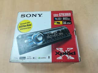 Radio CD USB Sony Xplod