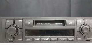 Audi chorus radio coche radiocasete