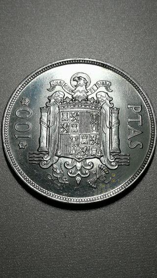 Moneda 100 Pesetas 1.975 *76