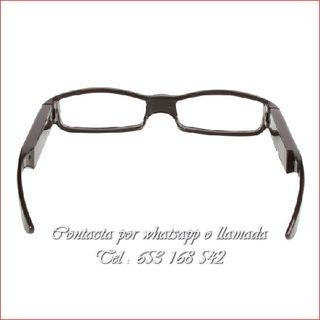 gafas indetectable oculto
