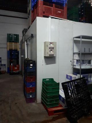 cámara frigoríficas 40 metros cuadrados