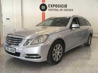 Mercedes Clase E Estate 220 CDI 170cv 6Vel. --- NACIONAL ---