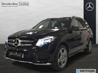 MERCEDES-BENZ Clase GLE 350 d 4Matic AMG Line