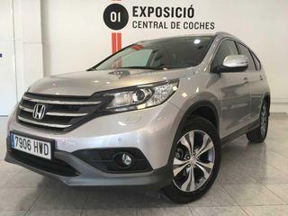 Honda CR-V 2.0 I-Vtec 4x4 Lifestyle / Xenon / Alcantara calefac. / Parktronic