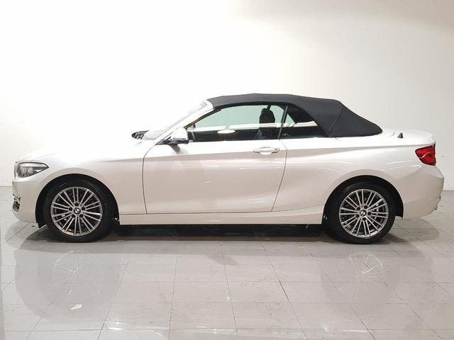 BMW Serie 2 218i Cabrio 100 kW (136 CV)