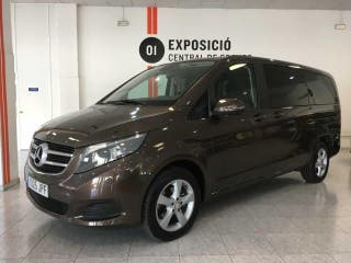Mercedes Clase V 220d 163cv 7G-Tronic Largo 7 PLazas --- TURISMO ---