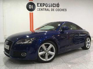 Audi TT Coupe S-Line 2.0 TDI 170cv Quattro S-tronic -- NACIONAL --