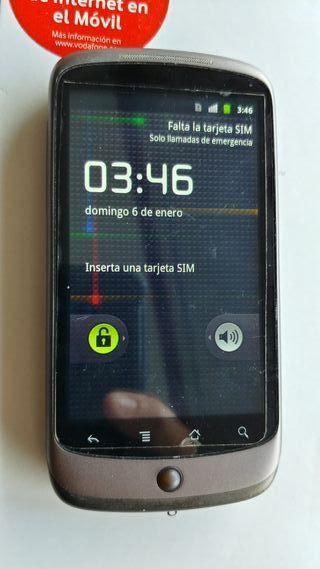 Google HTC Nexus One LIBRE