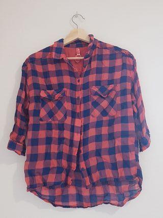 Camisa 3/4 talla S