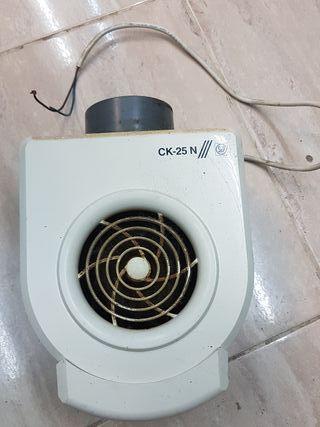 extractor de cocina ck25 soler palau