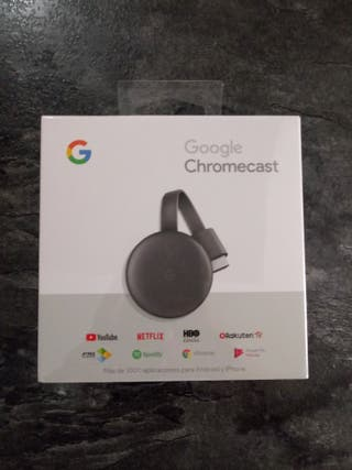 Google Chromecast III