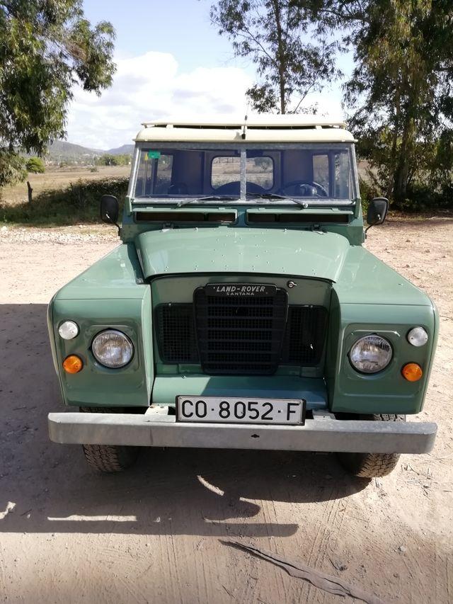 Land Rover Santana 88 Serie III
