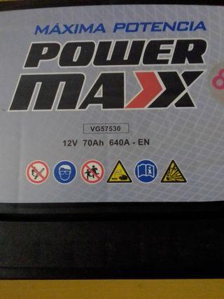 Batería para coche 70 Amperios