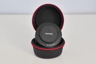 Objetivo Samyang 35mm f 2.8 montura Sony E