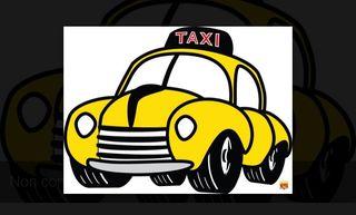 Particular compra licencia taxi Madrid