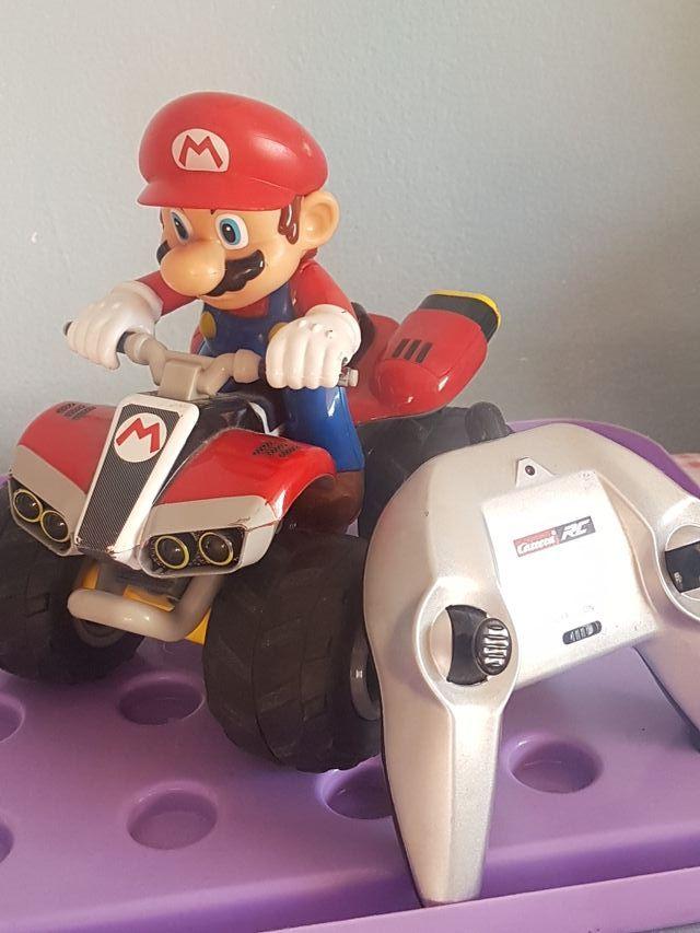 Mario radio control