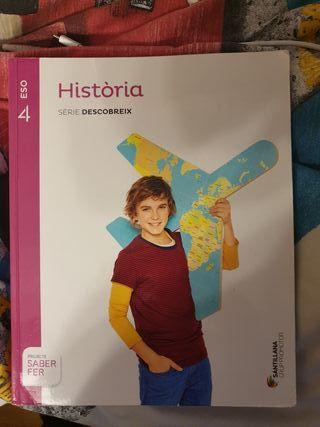 Libro Historia 4ESO