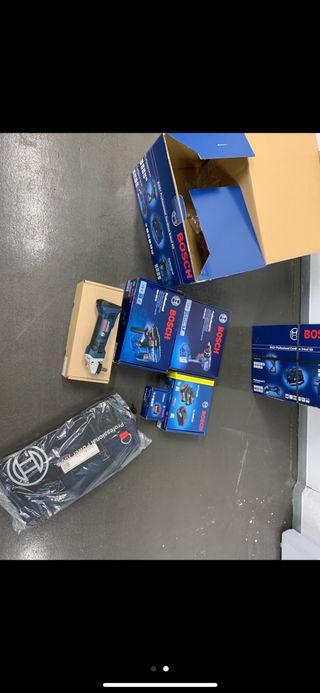 Kit Bosch Profesional