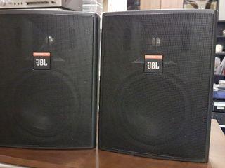 JBL control 25 altavoces monitores
