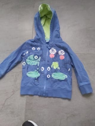 chaqueta bebe tuc tuc