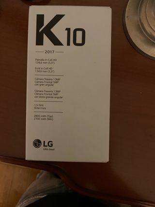 (LG) k10 2017