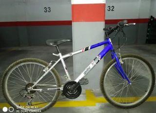Bici Junior de 24
