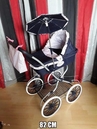 carrito de muñecas CLASSIC ROMANTIC Como nuevo