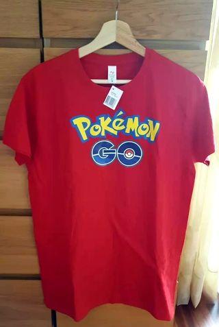 Camiseta Pokemon Talla S Nueva