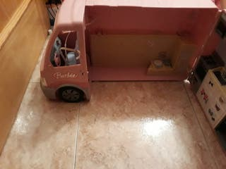 camión de barbie