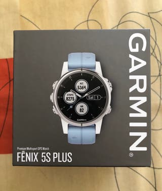 Garmin Fenix 5S Plus NUEVO i PRECINTADO