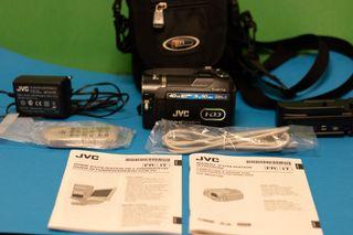 Camara de video JVC Everio