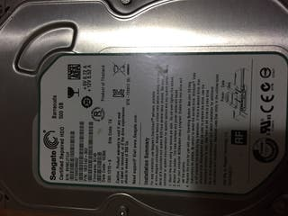 Disco duro 3,5 Sata 500 GB