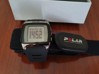 Pulsómetro Polar FT60 + cinta