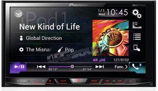 Radio coche PIONEER AVH-X8600BT