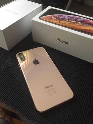 iPhone XS Gold 256GB Nuevo