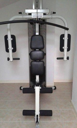 Multiestacion Kettler Fitmaster, de pesas