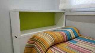cabecero flaxa Ikea extraible