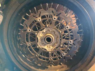 disco de freno flotante original ktm 310mm