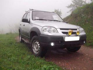 Chevrolet Niva 1.7 gasolina - piezas - recambios