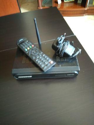 receptor satélite fonestar