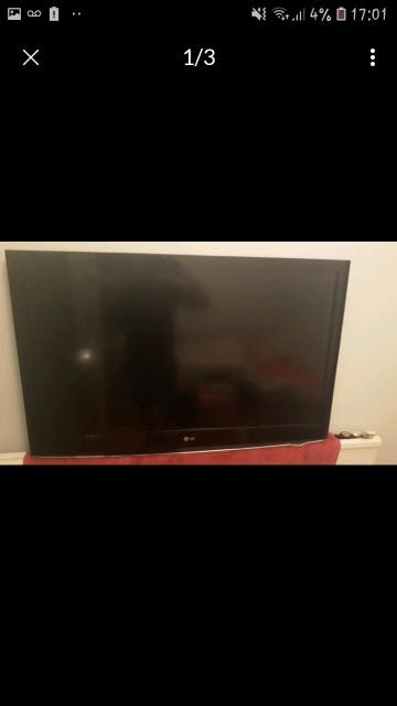 LG TV 47inch