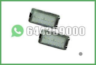 PLAFÓN LED SEAT CON CAN BUS