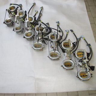 Cuerpos inyección Ducati 749RS 999RS