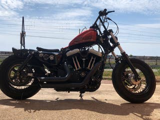 Harley Davidson forty eight 1200 xl