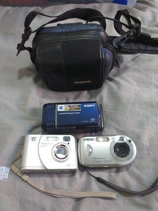 3 cámaras