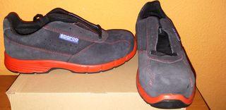 zapato seguridad Sparco