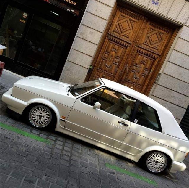 Volkswagen Golf Cabrio MK1 1993