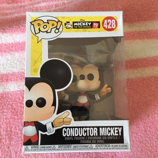 Funko Conductor Mickey